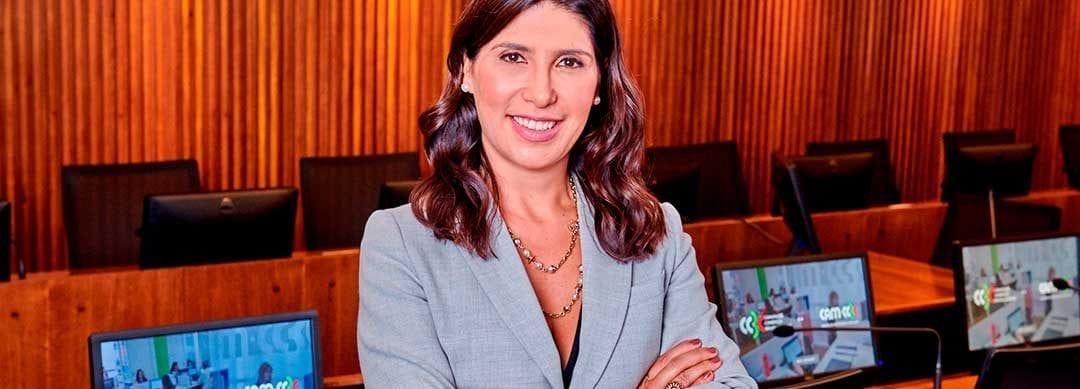 Por primera vez en su historia, CAM-CCBC cuenta con una mujer en la presidencia
