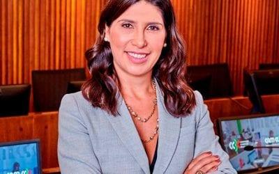 Pela primeira vez em sua história, CAM-CCBC conta com mulher na presidência