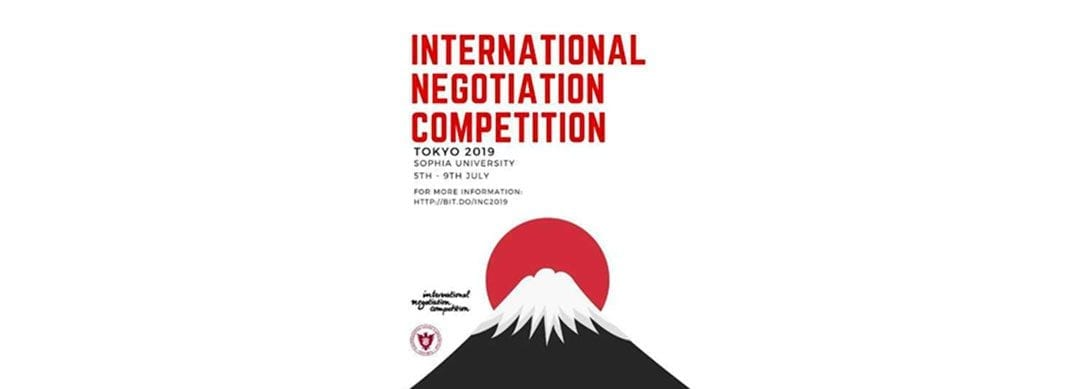 Young lawyers study Harvard negotiation techniques for competition in Japan