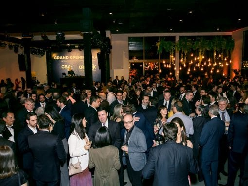 CBAr Grand Opening Party