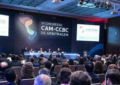 VI Congresso CAM-CCBC de Arbitragem