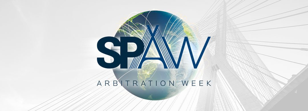 SPAW 2020 brings together events on ADRs