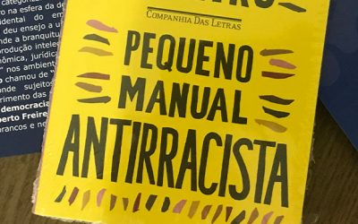 Editorial to the CAM-CCBC of Djamila Ribeiro's Anti-racist Manual