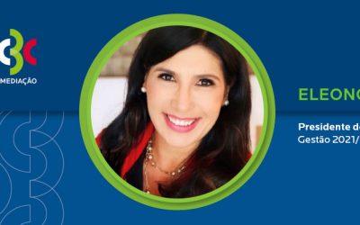 Eleonora Coelho is re-elected president of CAM-CCBC