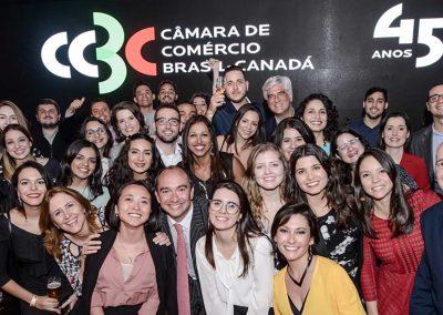 Festa de 45 anos da CCBC