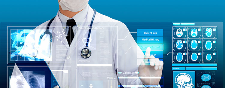Technology at the service of health