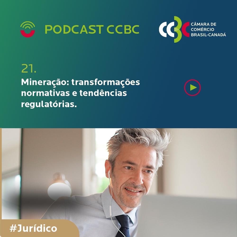 #Jurídico: Mineração transformações normativas e tendências regulatórias