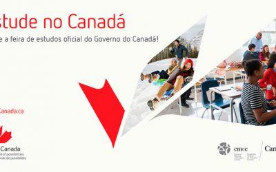 Feira mostra oportunidades para estudos no Canadá