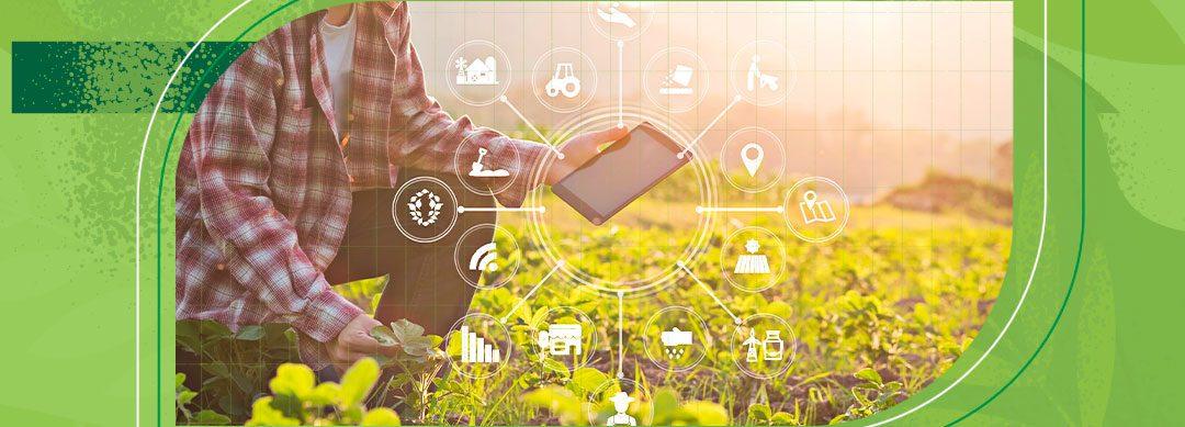 A transformação digital chega ao campo